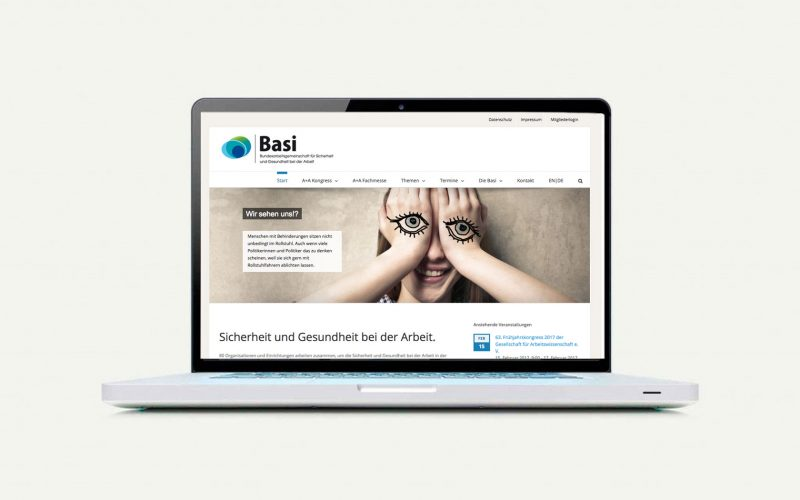 Webseite Basi