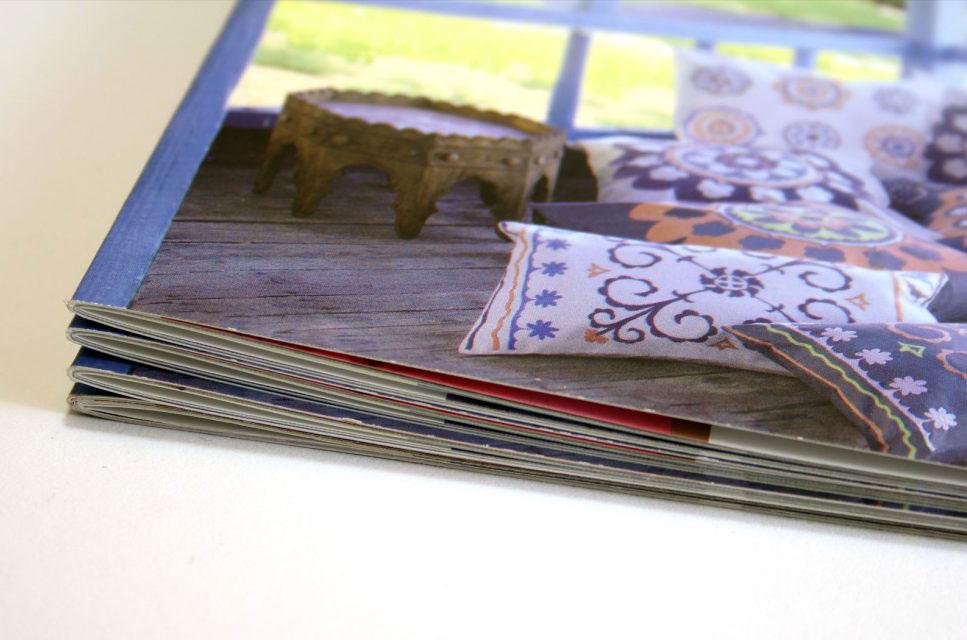 Broschüre Print Produkt